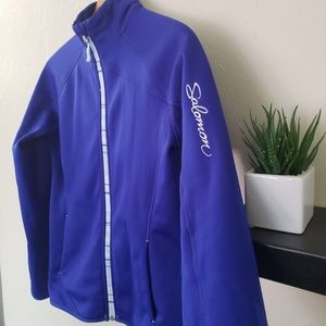 Salomon Zip Up Jacket ActiTherm Medium